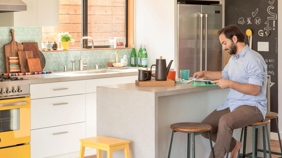 Inventive Kitchen Backsplash Ideas Sunset Magazine