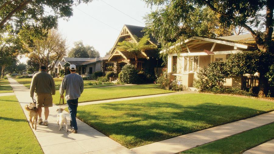Pasadena neighborhood