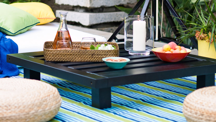 How To Decorate A Deck Sunset Magazine