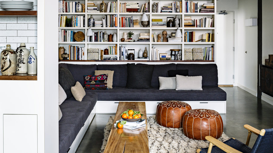 Solve problems with a sectional