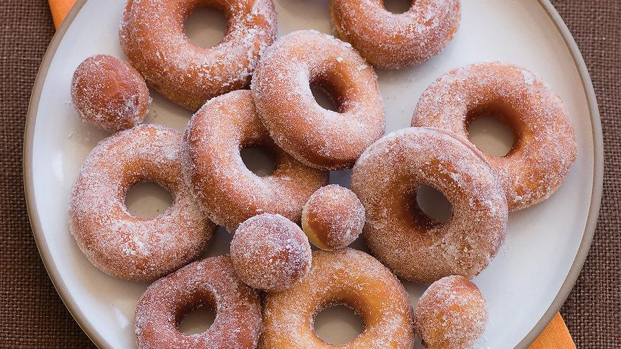 Rich Refrigerator Doughnuts