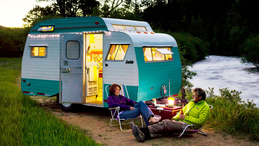 Vacation home on wheels