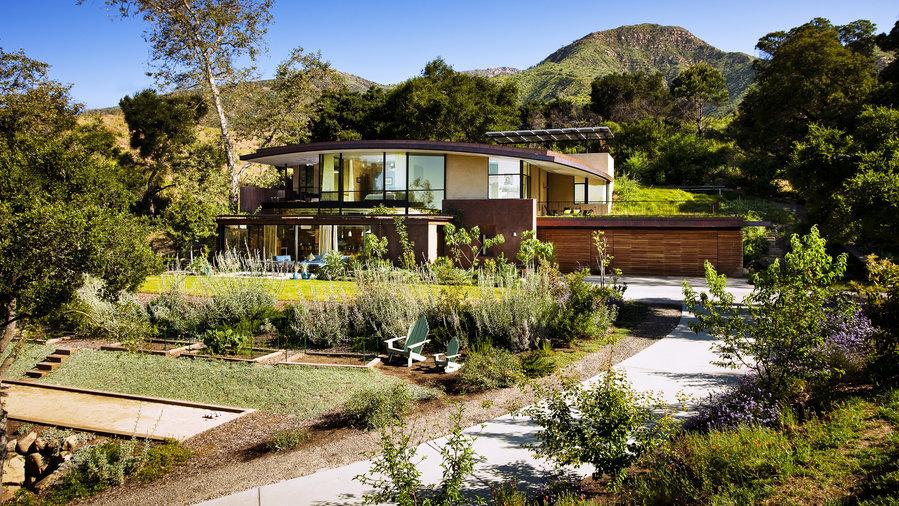 10 design ideas for a net zero home sunset magazine for Sunset magazine house plans