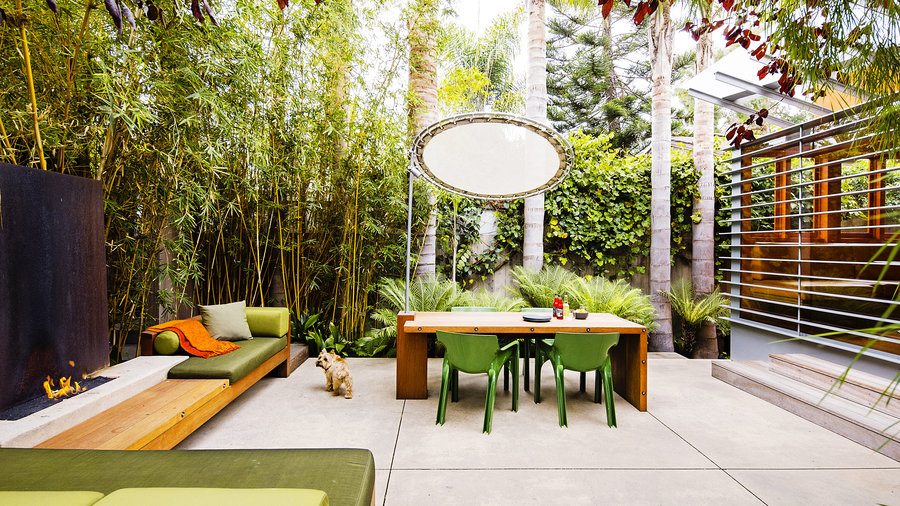 How to Design a Double-Duty Outdoor Retreat