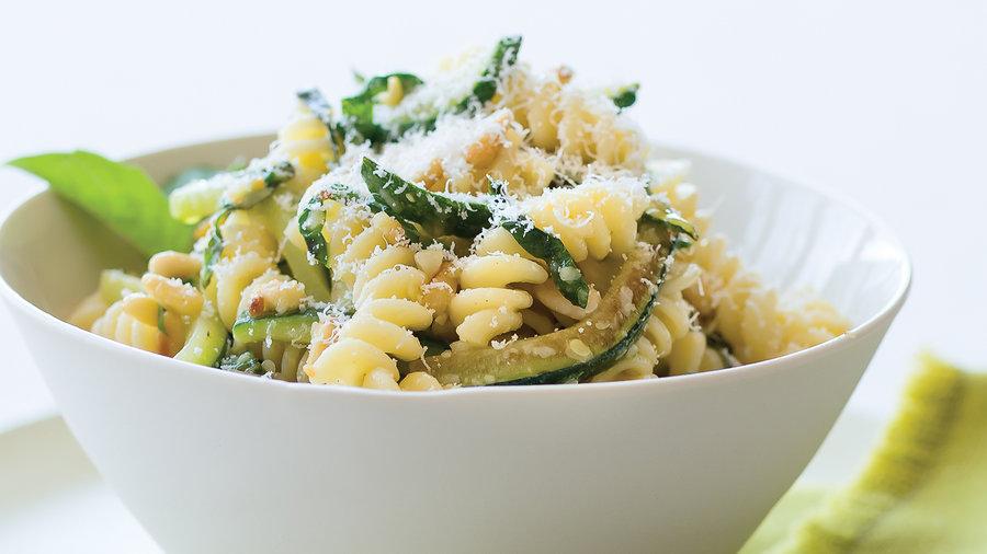 Zucchini Fusilli