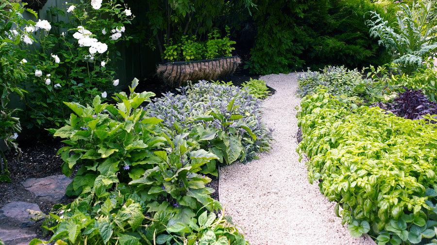 Herb Garden Borders