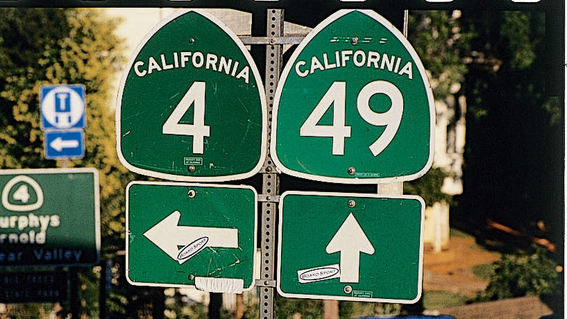 California Gold Country Road Trip
