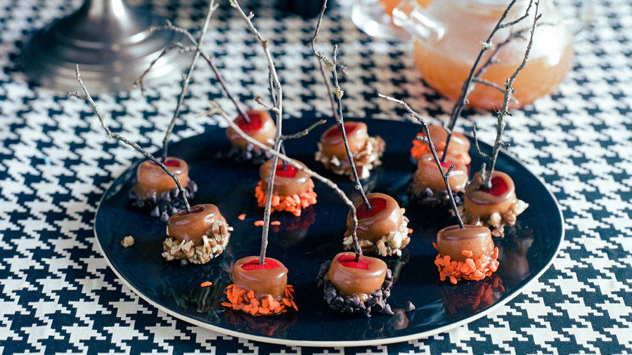 Halloween Party Recipes Sunset Magazine