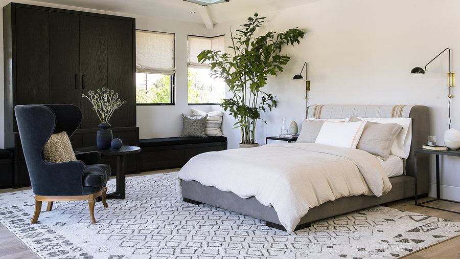 Master Bedroom Ideas - Sunset Magazine