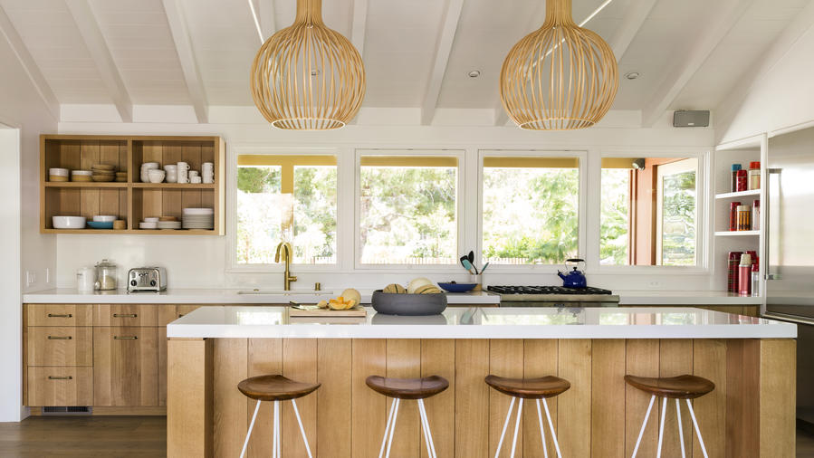 Cabinets For Kitchens Design Ideas. Natural Colors 63 Kitchen Design Ideas  Sunset Magazine