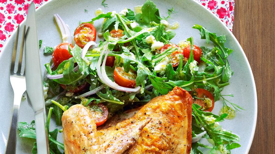 27 Great Chicken Recipes Sunset Magazine