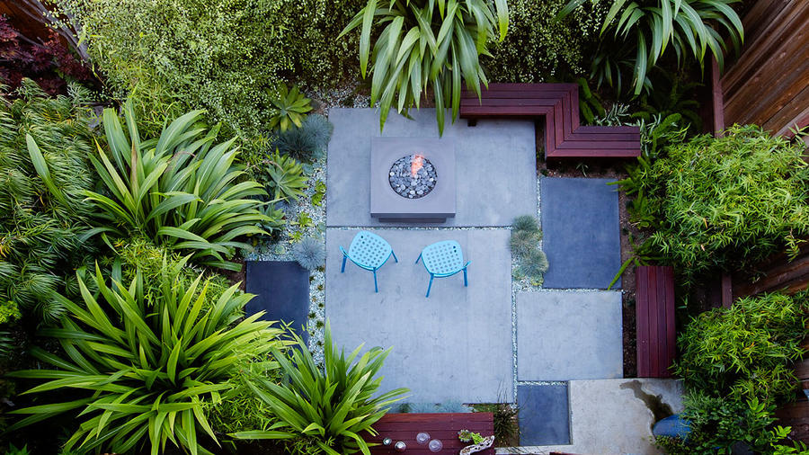 Shade Garden Ideas Sunset Magazine