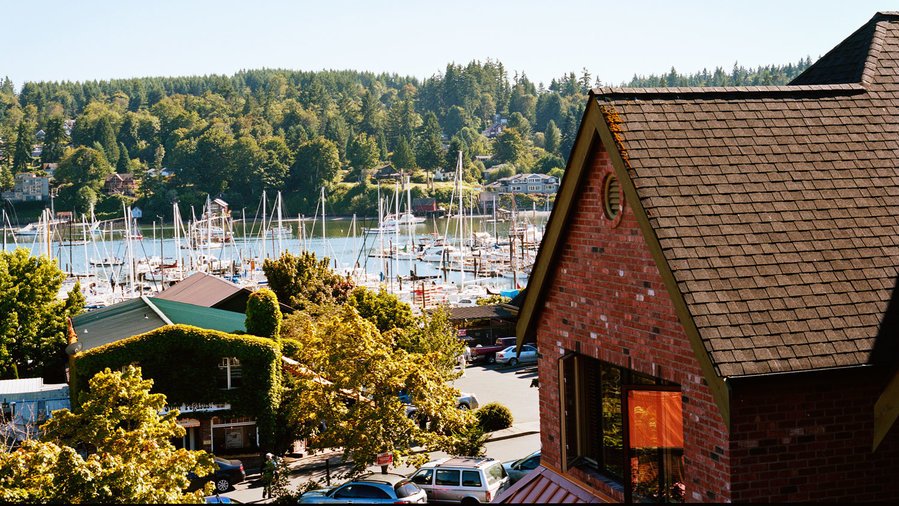 Explore Washington's Bainbridge Island
