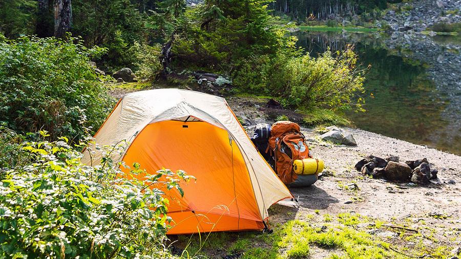 Expert Tent Camping