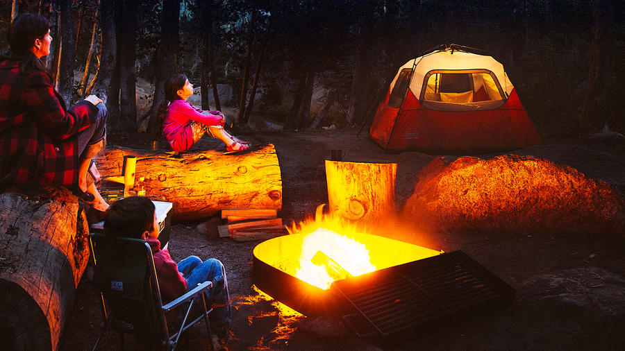 Family campgrounds