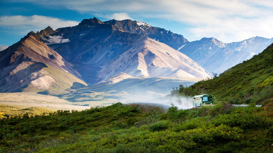 30th birthday trip idea go to Denali National Park in Alaska