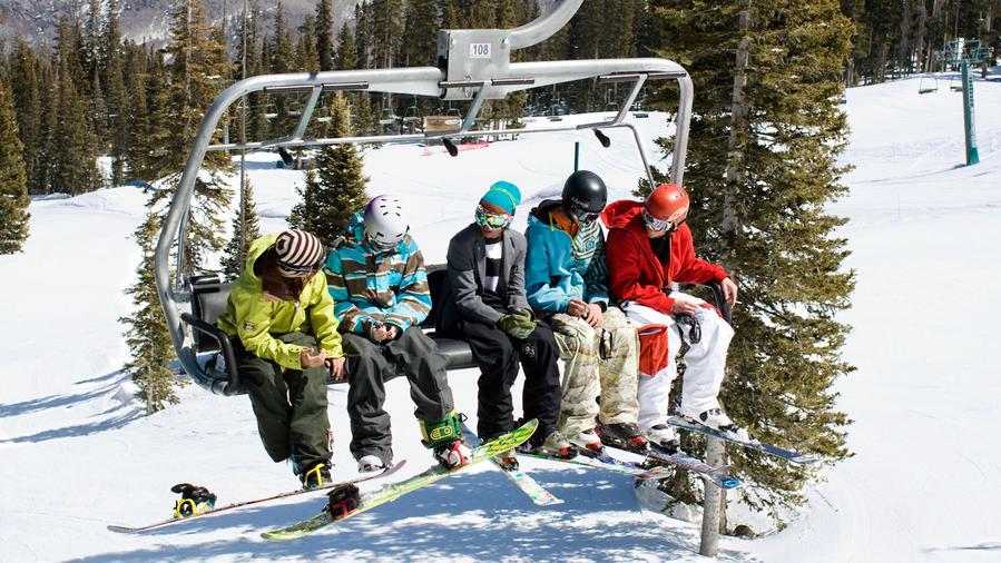 Durango ski lift