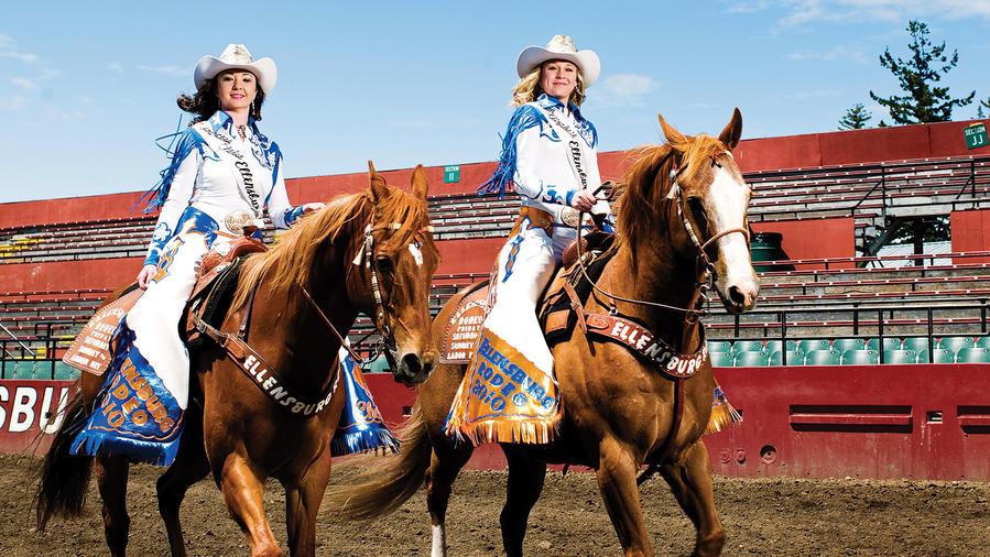 Ellensburg Rodeo, Washington