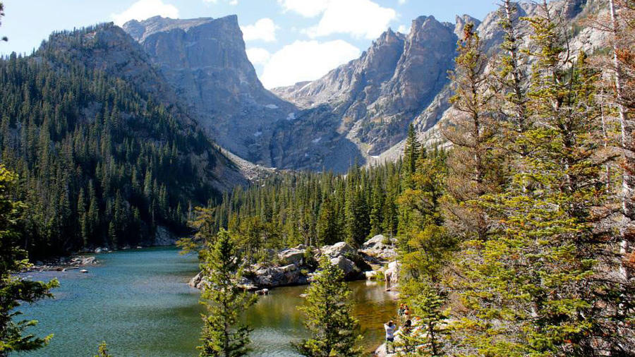 Rocky Mountain N.P. Itineraries