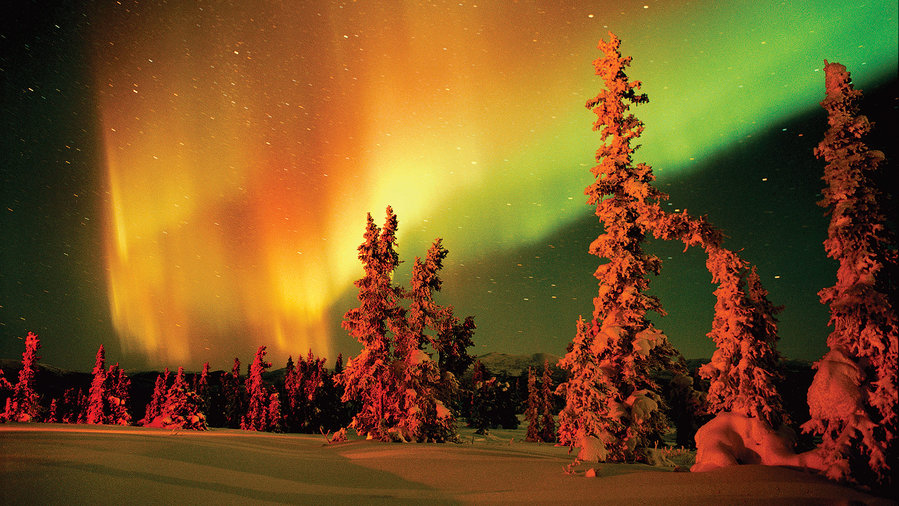 New essential no. 4: The aurora borealis