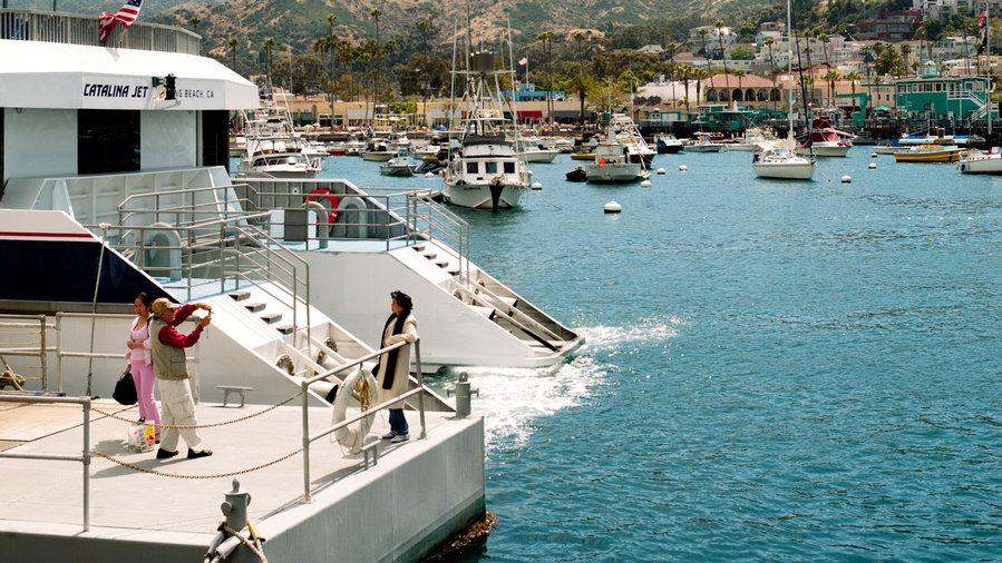 1-hour rite of passage: Catalina Island Ferry