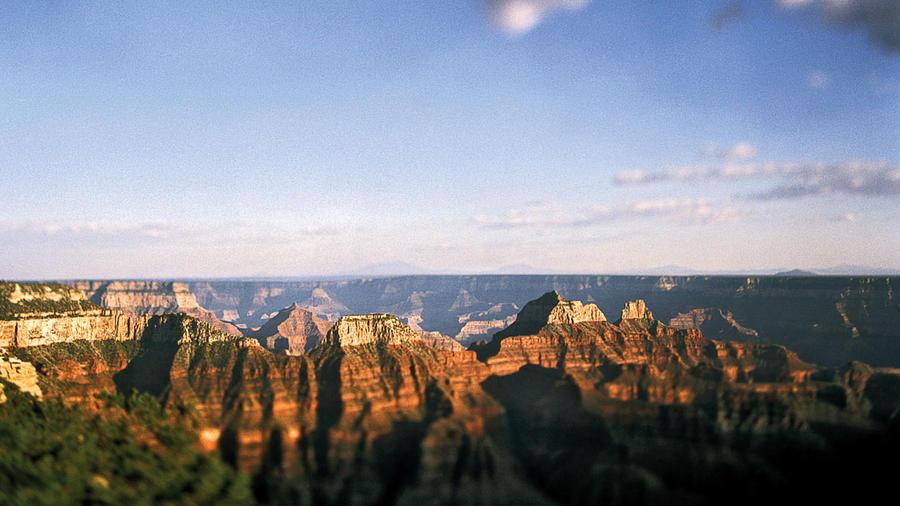 Grand Canyon, North Rim view