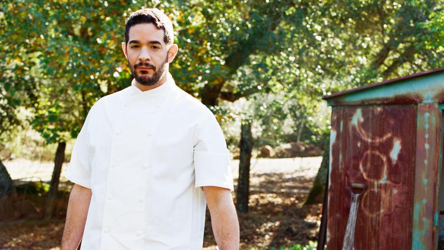 Chef Jeremy Fox