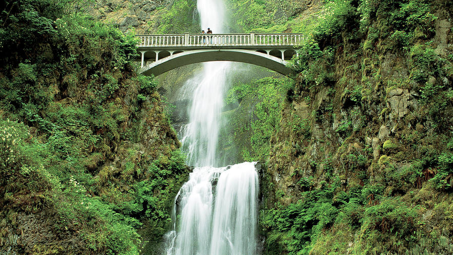 Hikes: The West's best waterfalls