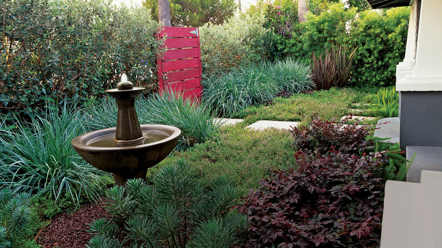 Small Yard Landscaping Ideas Sunset Magazine
