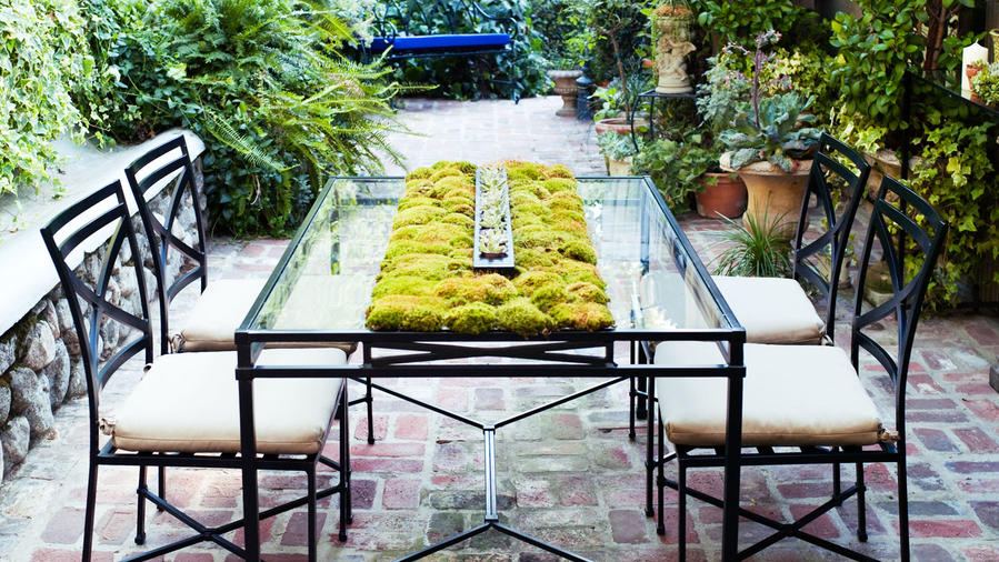 How To Make A Tabletop Garden Sunset Magazine