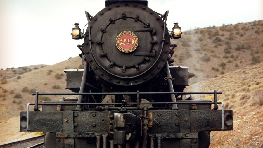 The Virginia & Truckee Railroad