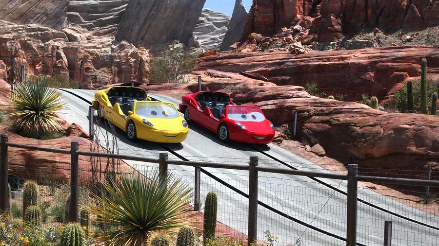 Top 10 California Adventure Attractions