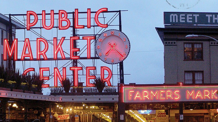 Rev Up Your Senses at the West's Most Iconic Farmers' Market