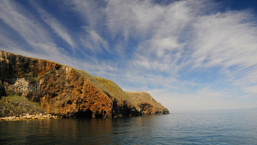 Best escape from reality: Channel Islands National Park, California