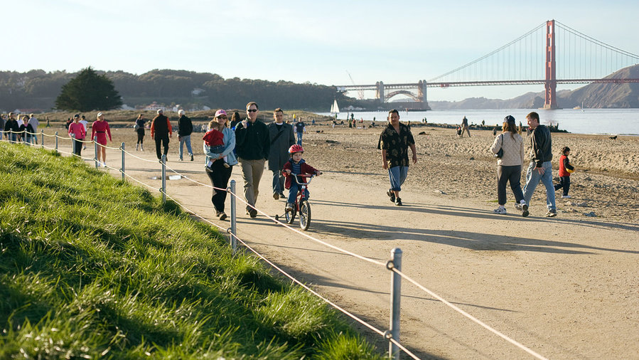 NoCal Spot: San Francisco's Crissy Field