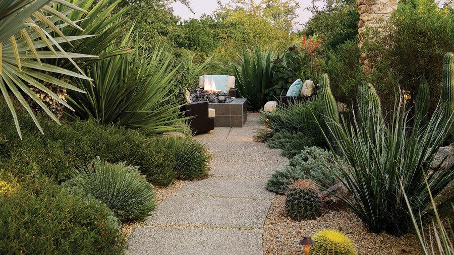 Southwest Backyard Ideas Sunset Magazine