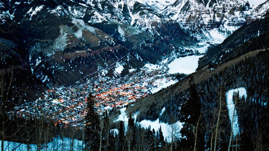 Telluride town