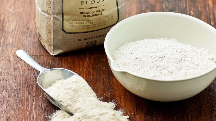 More flour sources