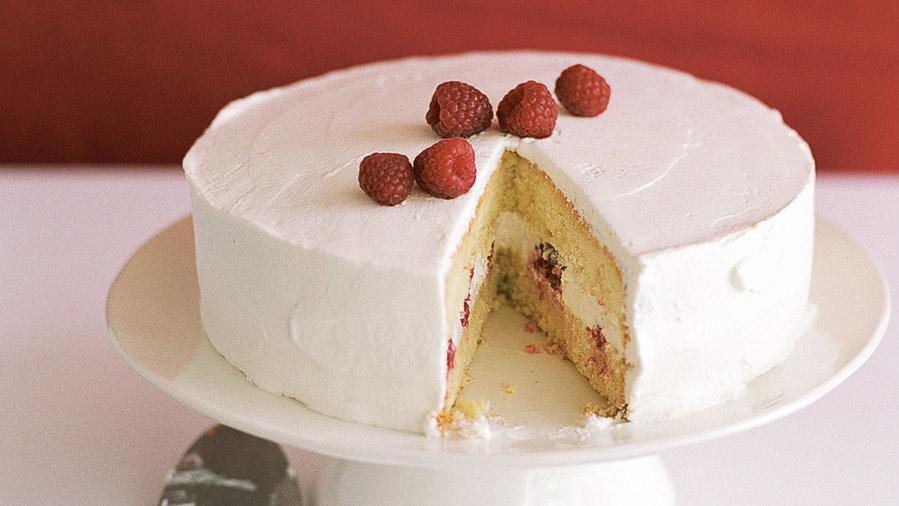 Great Cake Recipes Sunset Magazine