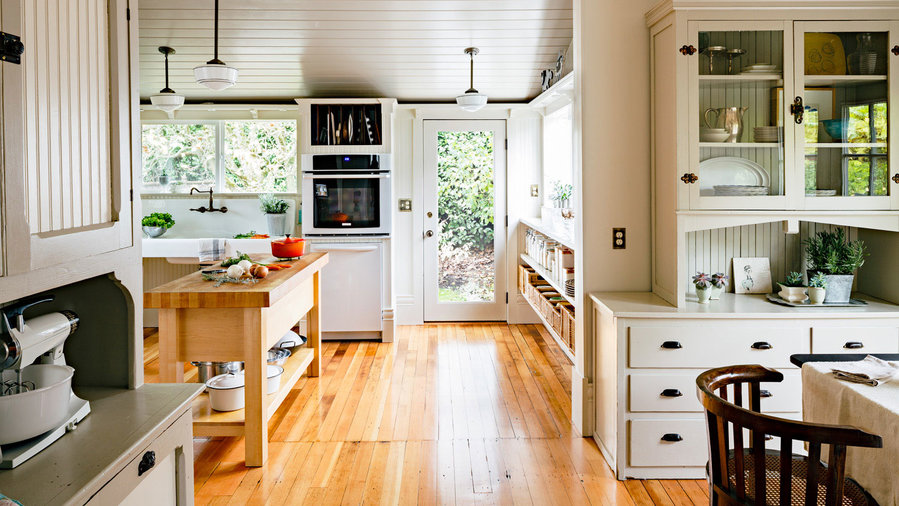How to Design a Vintage-Modern Kitchen