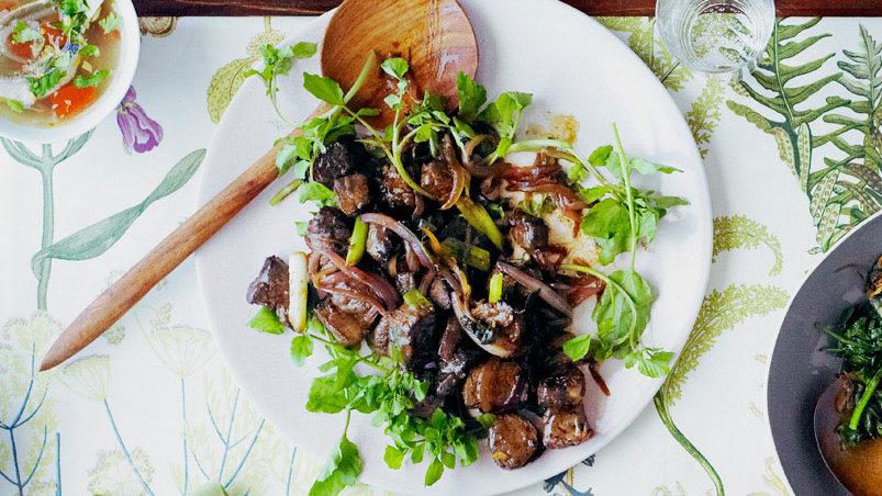 Vietnamese: Shaking Beef (0812)