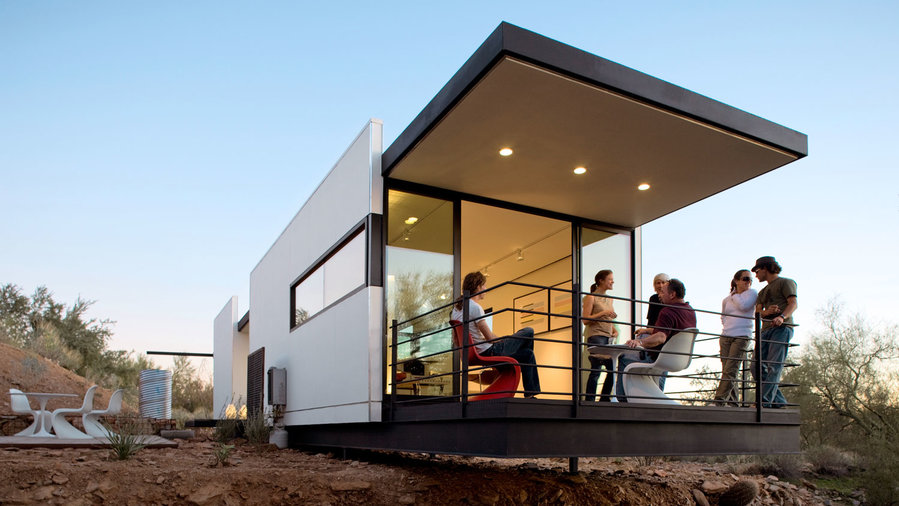 Top Green Home Designs in the West - Sunset Magazine - Sunset Magazine