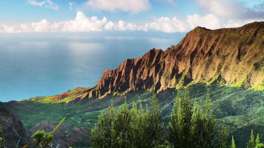 Kauai's Kalalau Valley