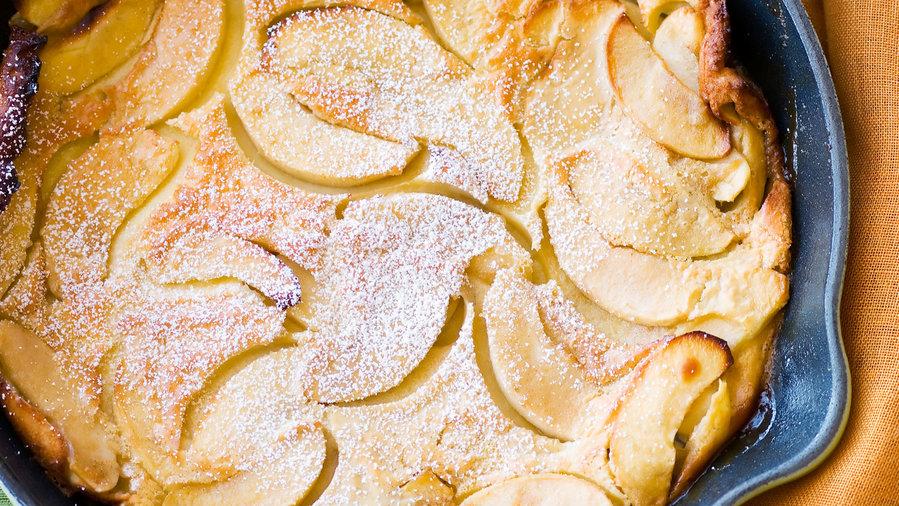 9 amazing apple pie recipes: Apple Oven Cake (1116)