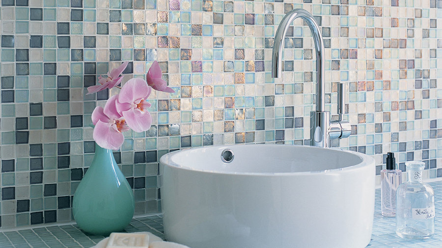 13 Creative Bathroom Tile Ideas - Sunset Magazine