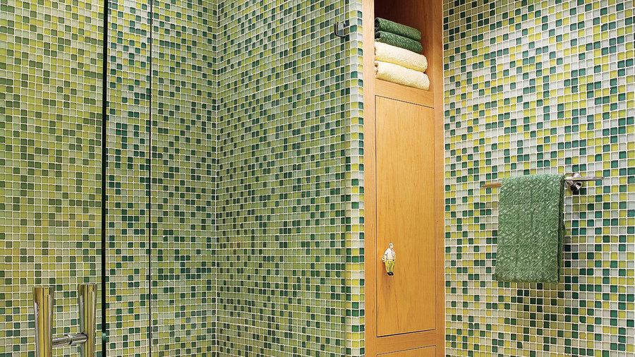 13 Creative Bathroom Tile Ideas - Sunset Magazine