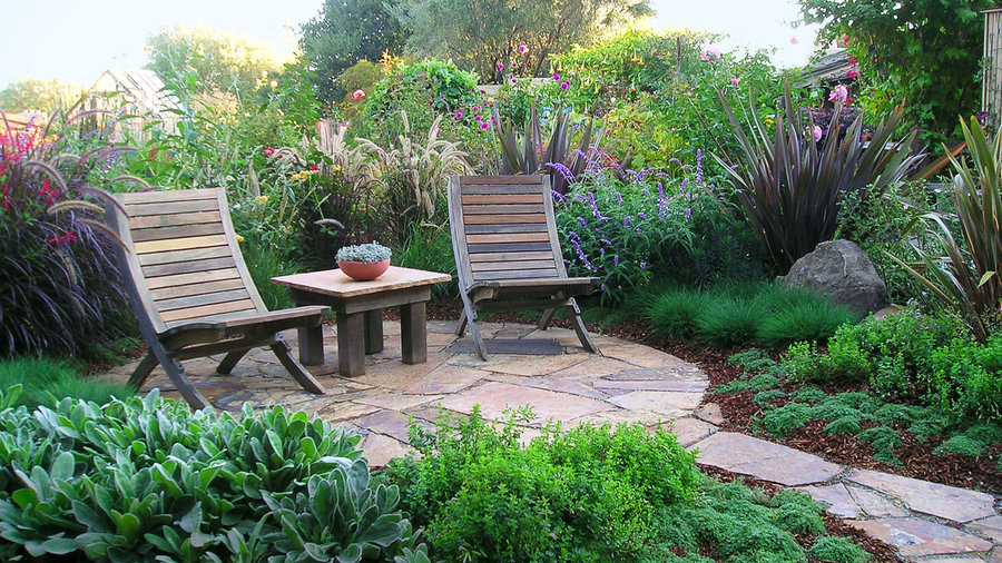 8 Small Gardens That Will Inspire You In Any Season: 40 Ideas For Patios
