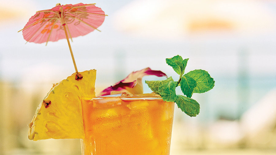 Essential no. 1: The mai tai