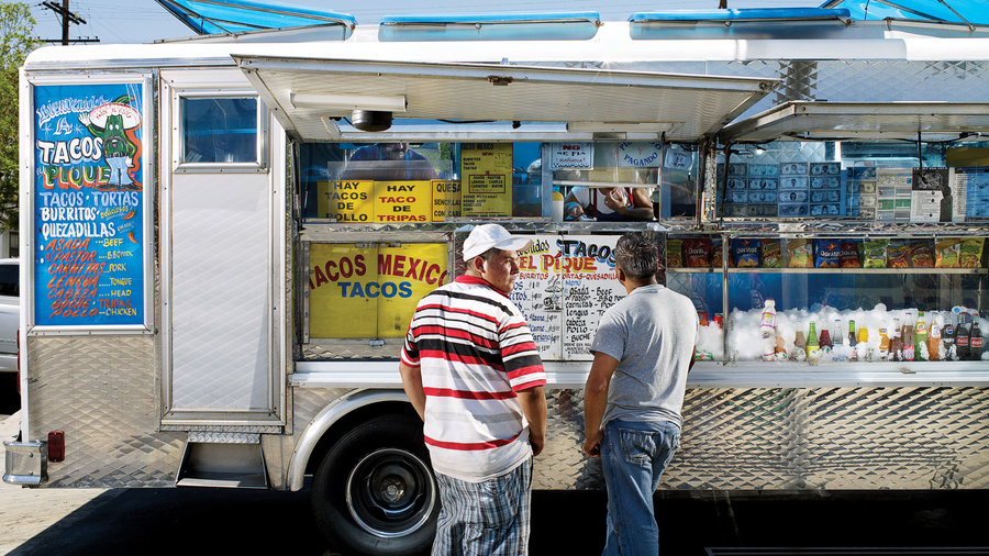 Essential no. 2: The taco truck
