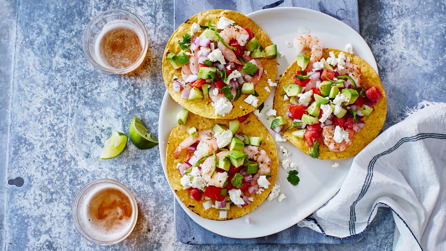 42 Easy Mexican Dinners